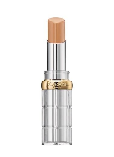 L'Oréal Paris Color Riche Shine Naked Tans Ruj 659 Blow Your Glow - Nude Kahve